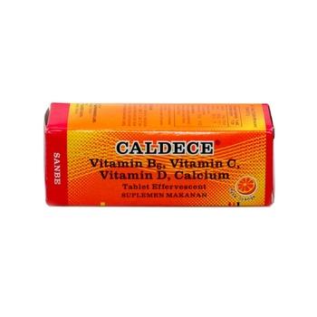 Caldece Tablet Effervescent  harga terbaik 43536