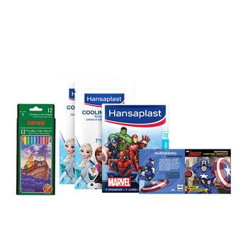 Hansaplast #GakPakeDrama Aktifitas si Kecil Bundle harga terbaik