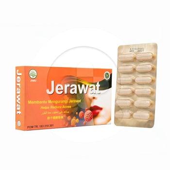Dami Sariwana Jerawat 12 Kapsul harga terbaik 14000