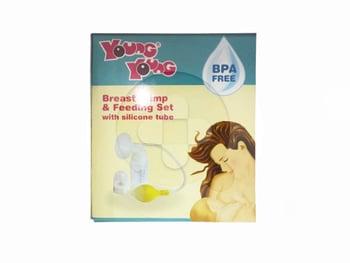 Young-Young Breastpump and Feeding  harga terbaik 151929