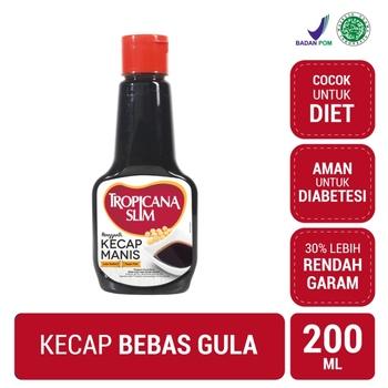Tropicana Slim Kecap Manis 200 ml harga terbaik 31700