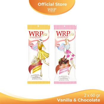 WRP Low Fat Milk Mix 6 x 60 g harga terbaik 75000