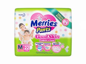 MERRIES Pants Good Skin M 22'S, merries m untuk bayi