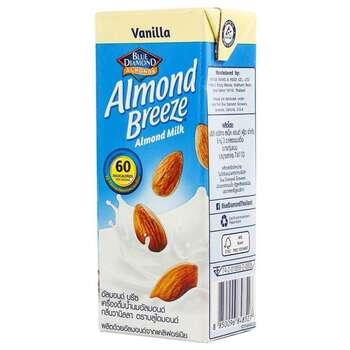 Blue Diamond Almond Milk / Susu Almond / Almond Milk - Vanilla 946 ml harga terbaik 55000