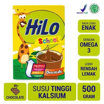 HiLo School Chocolate 500 g harga terbaik 88400