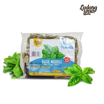 Ladang Lima Mie Basil & Garlic 76 g harga terbaik 10000