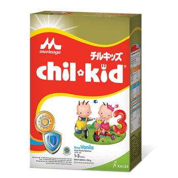 Morinaga Chil Kid Gold Vanilla 200 g harga terbaik 38500