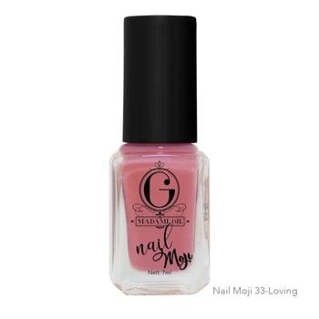 Madame Gie Nail Moji 33 Loving harga terbaik 7200