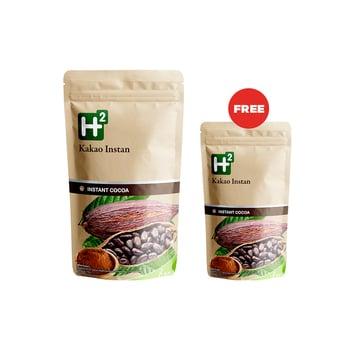 H2 Kakao Instan - Buy 1 Get 1 FREE harga terbaik