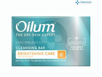 Oilum Brightening Care Cleansing Bar 85 g harga terbaik 18100