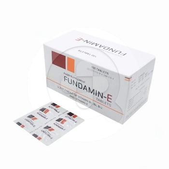 Fundamin E Tablet  harga terbaik 4503