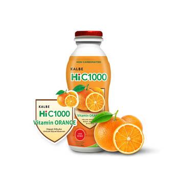 Hi C 1000 Orange 140 ml harga terbaik