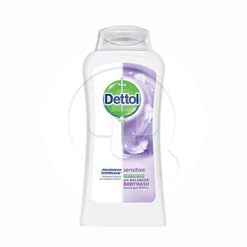sabun mandi Dettol Body Wash Bottle Sensitive