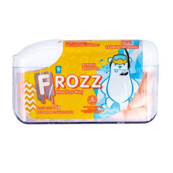 Frozz Yuzu Mint 15 g harga terbaik 10408