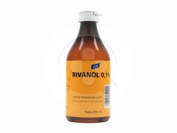 IKA Rivanol 200 ml harga terbaik 11669