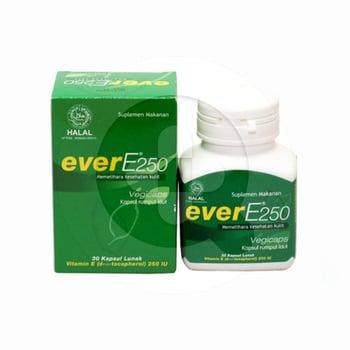 Ever E Softgel 250 mg  harga terbaik 75663