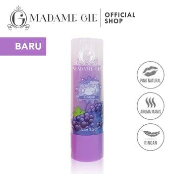 Madame Gie Color Pop Lip Balm Grapes harga terbaik 8000