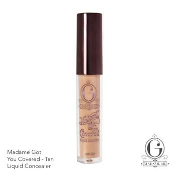 Madame Gie Got You Covered Tan harga terbaik 22500
