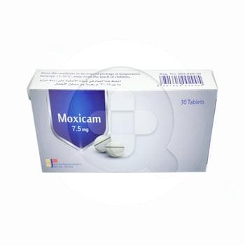 Moxicam tablet adalah obat untuk meredakan nyeri dan peradangan pada sendi