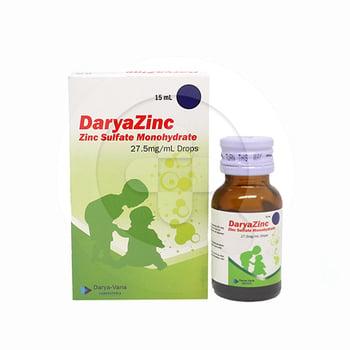 Daryazinc Drops 15 mL harga terbaik 44036