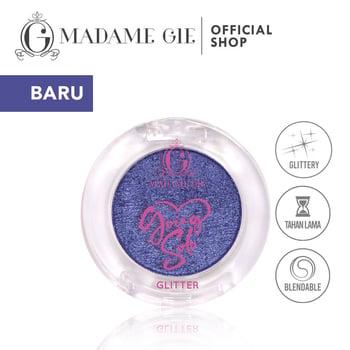 Madame Gie Going Solo Glittery Pressed Eyeshadow 11 - Hello harga terbaik 16000
