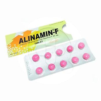 Alinamin F Tablet  harga terbaik 14711