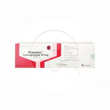 Prazotec kapsul adalah obat untuk mengatasi penyakit yang disebabkan kelebihan asam lambung