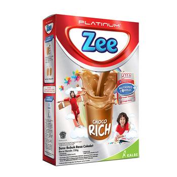 Zee Platinum Choco Rich 350 g harga terbaik