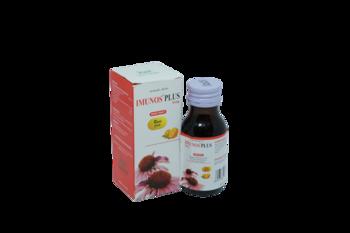 Imunos Plus Sirup Rasa Jeruk 60 ml harga terbaik