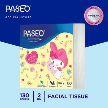 Paseo Character Tissue Wajah Pop Up Sanrio 130 Sheets harga terbaik 5500