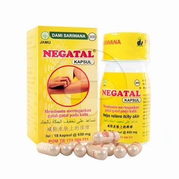 Dami Sariwana Negatal 18 Kapsul harga terbaik 22000