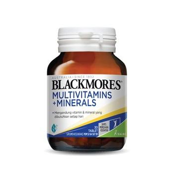 Blackmores Multivitamin Minerals isi 30