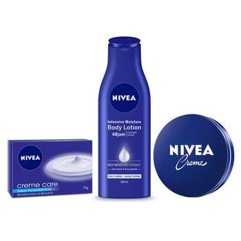 NIVEA Intensive Care Package harga terbaik 53375