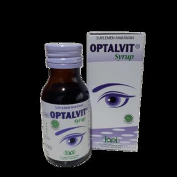 Optalvit sirup adalah suplemen untuk membantu memelihara kesehatan mata.