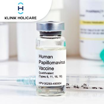 Vaksin Dewasa HPV (Paket 3x) di Klinik Holicare,Banten