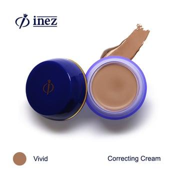 Concealer Terbaik Inez Color Contour Plus Correcting Cream Vivid