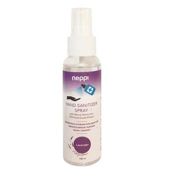 Neppi Hand Sanitizer Spray 100 mL harga terbaik 20000