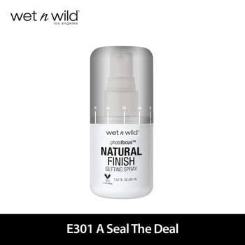 Wet N Wild Photo Focus Setting Spray E301 A Seal The Deal harga terbaik 149000