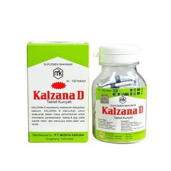 Kalzana D Tablet  harga terbaik