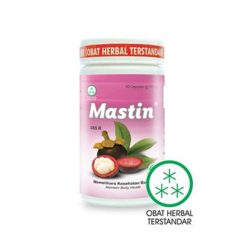 Borobudur Herbal Mastin Kapsul  harga terbaik 75000
