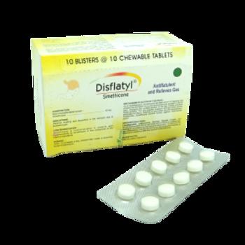 Disflatyl tablet adalah obat untuk mengatasi kembung dan rasa tidak nyaman pada perut