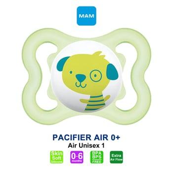MAM Pacifier PCF Air 0 Plus Months - Dot Bayi - Unisex 1 harga terbaik 59162
