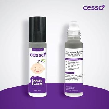 Cessa Immune Booster Essential Oil Roll On 10 ml harga terbaik 56000