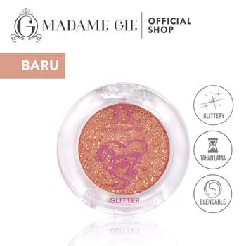 Madame Gie Going Solo Glittery Pressed Eyeshadow 03 - Bang harga terbaik 16000