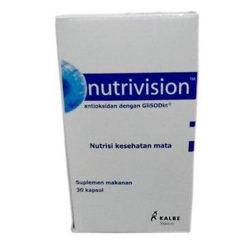Nutrivision Kapsul  harga terbaik