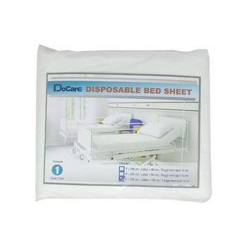 DoCare Disposable Bed Sheet Ukuran 100  harga terbaik 78000