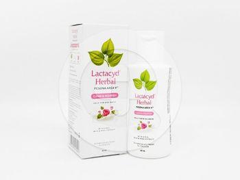 Lactacyd Herbal Clean and Nourish 60 ml harga terbaik