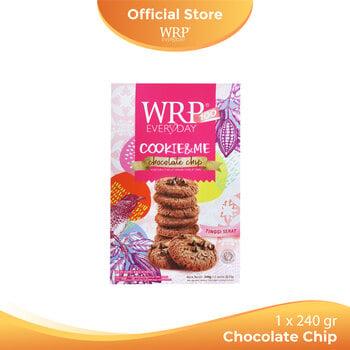 WRP Cookies Chocolate 240 g harga terbaik 49500