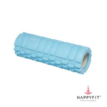 Happyfit Yoga Roller 30 x 10 cm - Blue harga terbaik 120000