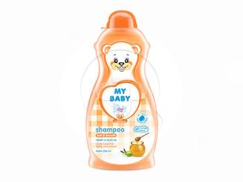 My Baby Shampoo Soft & Smooth 100 ml harga terbaik 10908